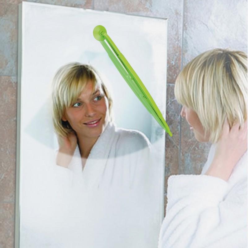 Essuie glace pour miroir objet fun et humoristique for Invention miroir