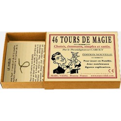 Boutique-Originale : Tours de magie