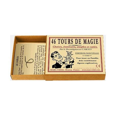 Boutique-Originale : Tours de magie