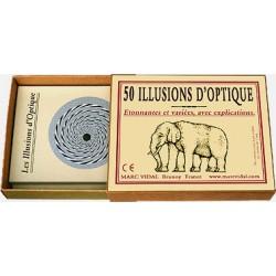 Boutique-Originale : Jeu d'illusions d'optiques