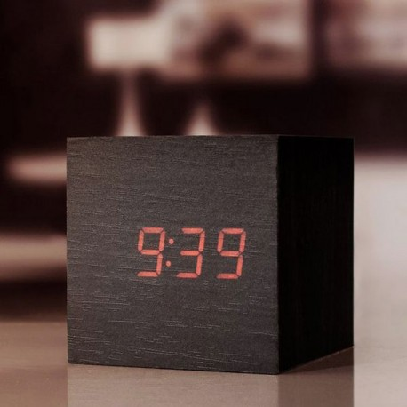 Boutique-Originale : Cube horloge