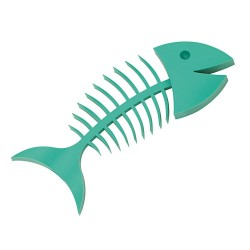 Boutique-Originale : Porte savon poisson