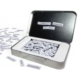 Boutique-Originale : Magnet - Mots