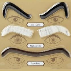 Faux sourcils (x3)