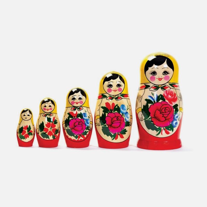 Cette collection de fée russe