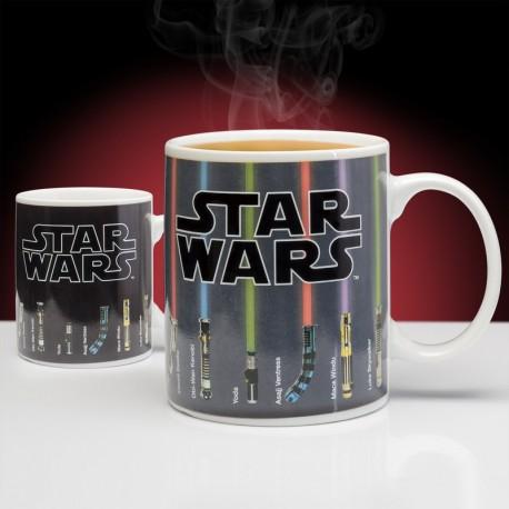 Mug magique - Star Wars