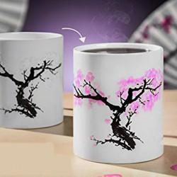 Boutique-Originale : Mug magique cerisier