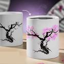 Mug magique - Cerisier