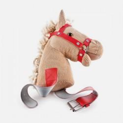 Boutique-Originale : Tête de cheval pour genou