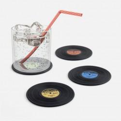 Boutique-Originale : Sous-bock vinyle