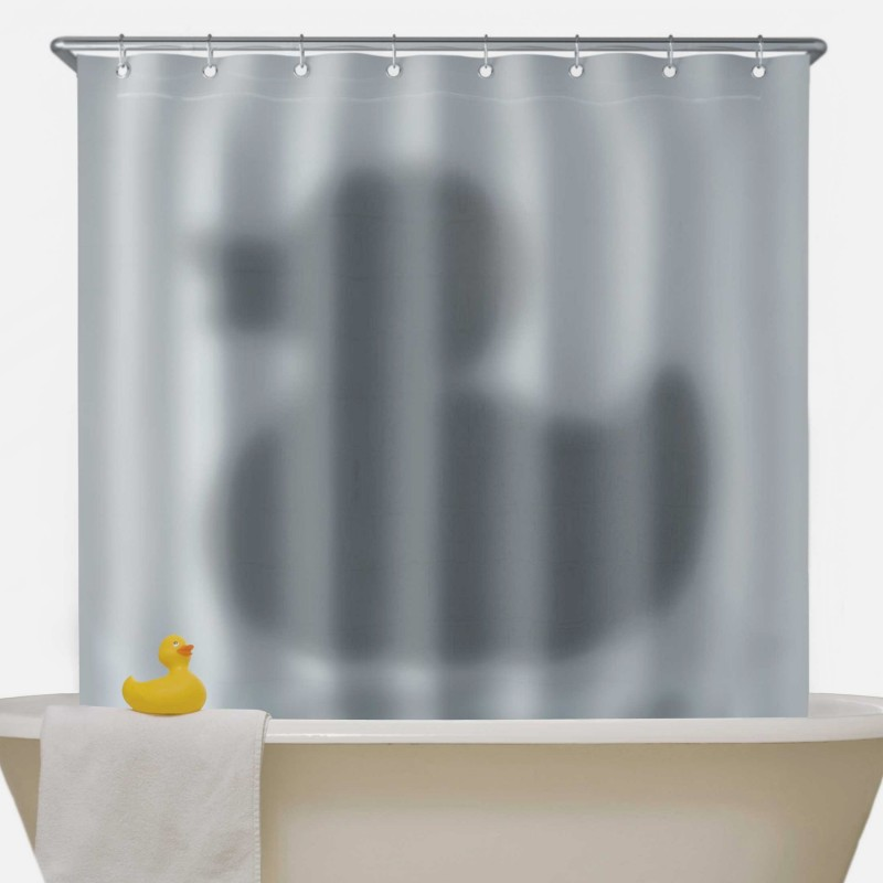 rideau de douche canard objet anniversaire objet original et insolite. Black Bedroom Furniture Sets. Home Design Ideas