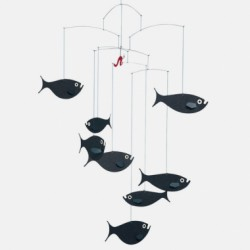 Boutique-Originale : Mobile poissons