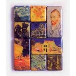 Boutique-Originale : Magnet  Van Gogh
