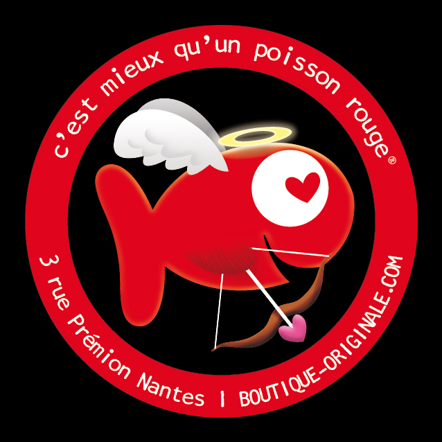 Boutique-Originale : Poisson Cupidon