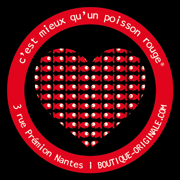 Poisson Saint Valentin