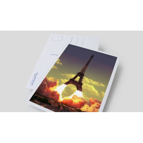Boutique-Originale : Carte postale surréaliste