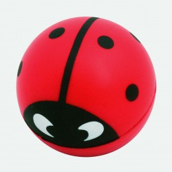 Boutique-Originale : Balle anti-stress coccinelle