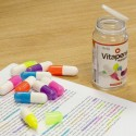 Feutres fluo - Pilule (x10)