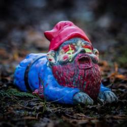 Boutique-Originale : Nain zombie rampant
