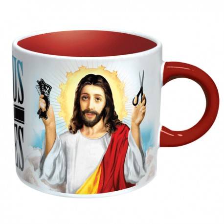 Boutique-Originale : Mug magique Jesus