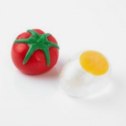 Boutique-Originale : Tomate et  oeuf splash