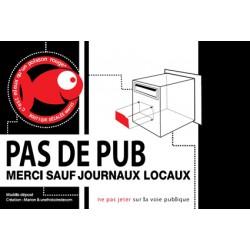 Boutique-Originale : Pas de pub