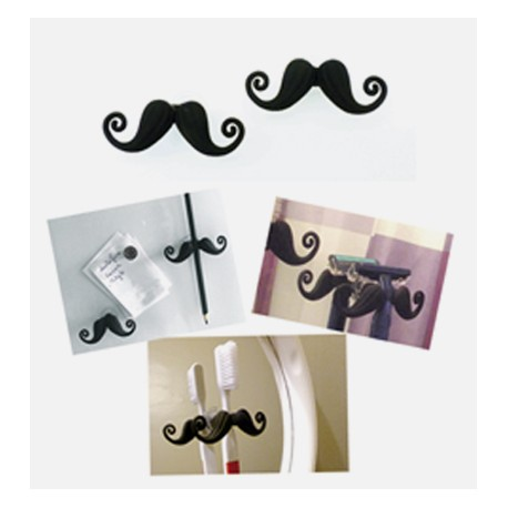 Boutique-Originale : Porte tout moustache