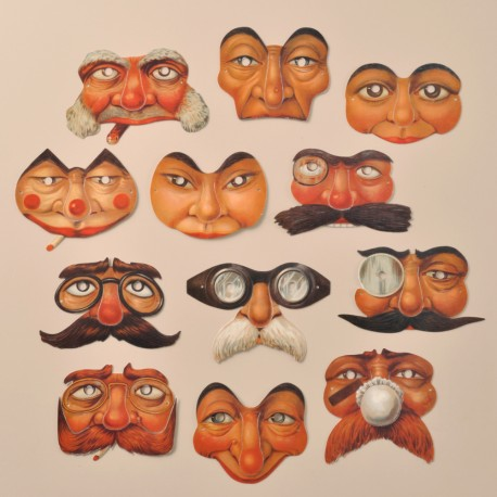 Boutique-Originale : Mini masque