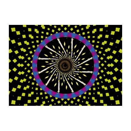 Boutique-Originale : Carte postale - Tournante disco