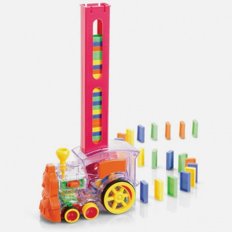 Boutique-Originale : Train-domino automatique