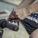 Poupoupidou® - Pince à jupe pour vélo
