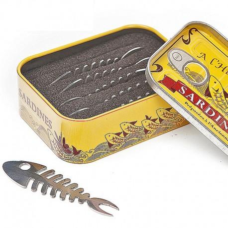 Boutique-Originale : Piques apéro - Sardines
