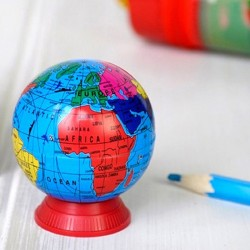 Taille-crayon - Globe