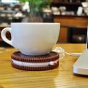 Chauffe tasse / mug - Cookie USB