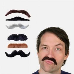 Fausse moustache (x6)