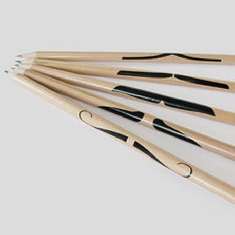 Crayon - Moustache (x5)