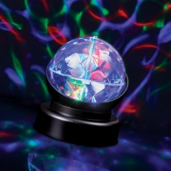 Lampe disco