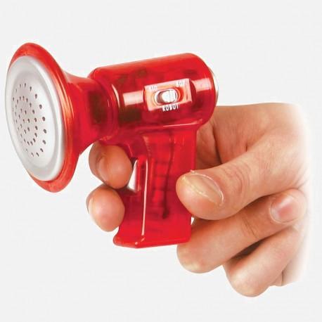 Mini transformateur de voix