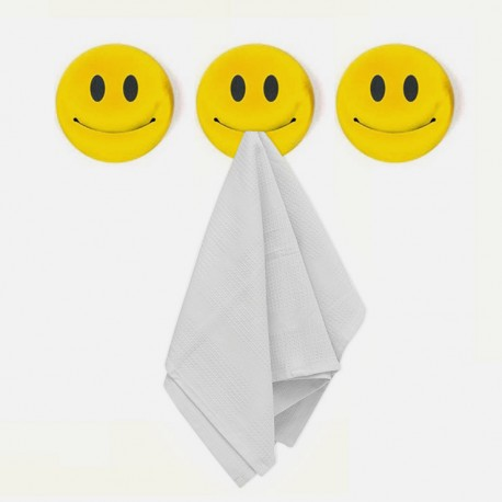 Boutique-Originale : Porte torchon smiley