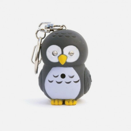 Boutique-Originale : Porte-clé hibou