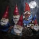 Nain zombie jeu fun et jeu humoristique - Nain de jardin en terre cuite ...