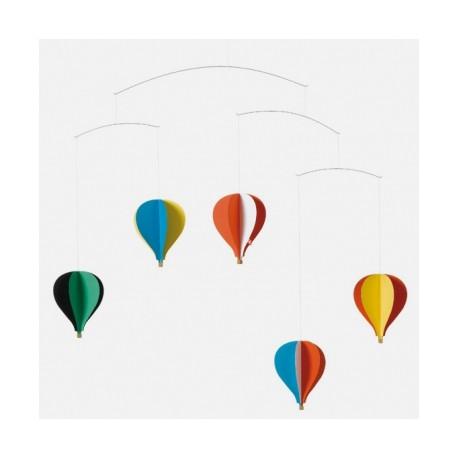 Boutique-Originale : Mobile mongolfières