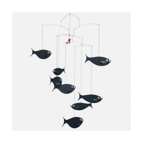 Boutique-Originale : Mobile poissons