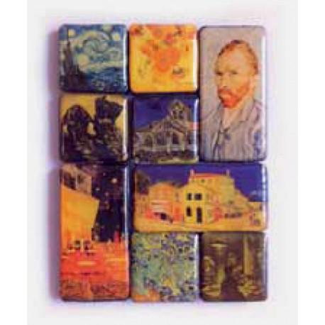 Boutique-Originale : Magnet  Van Gogh