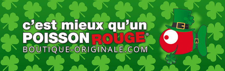 Boutique-Originale.com : Saint Patrick