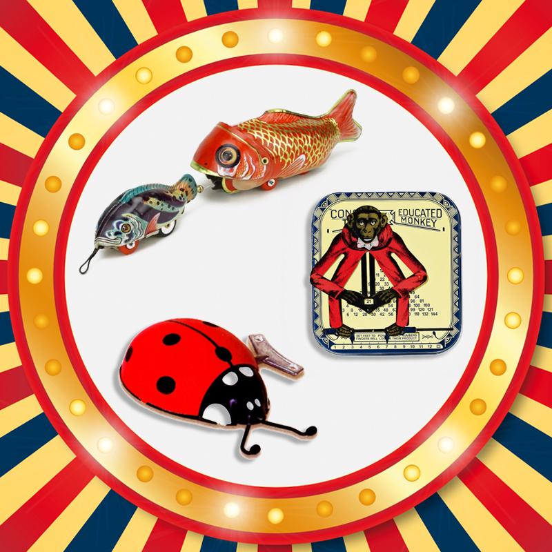 Pack - C'est le cirque !