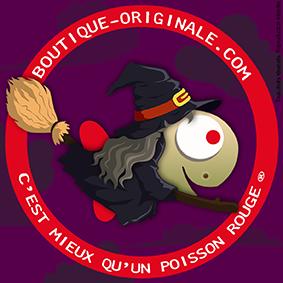 Boutique-Originale.com : Le poisson sorcière