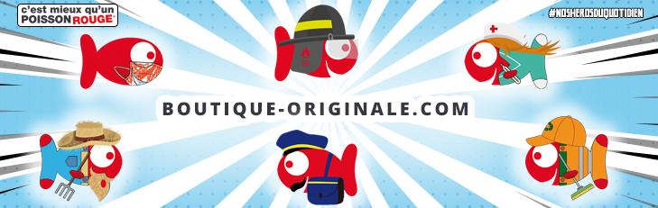 Boutique-Originale.com : Nos héros du quotidien !