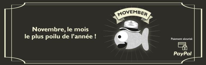 Boutique-Originale.com : Movember