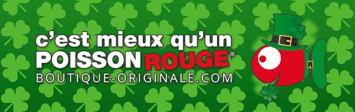 Boutique-Originale.com : Saint Patrick